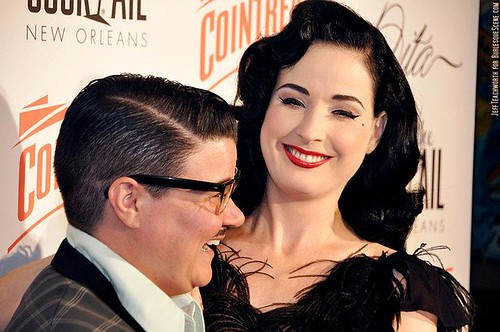 Murray Hill, Dita Von Teese