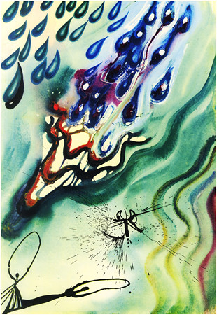 02 The Pool of Tears by Dalí