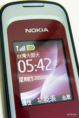 NOKIA 2720 螢幕 - P8053013