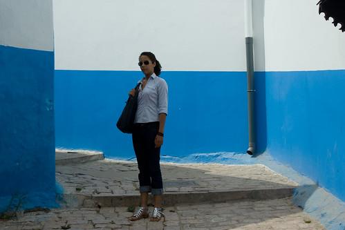 La forteresse oudayas de Rabat