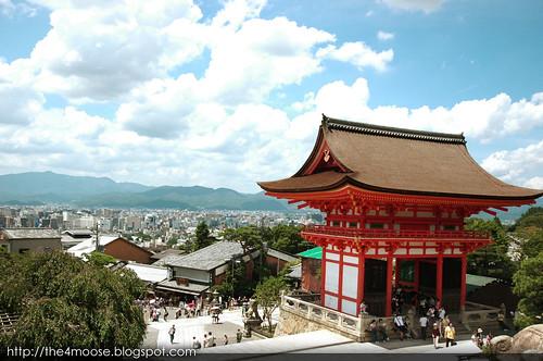 Kiyomizu-dera Temple 清水寺