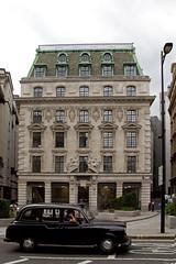 16 Old Bailey (ahisgett) Tags: house black building london cab taxis grade2 listed britannia gradeii