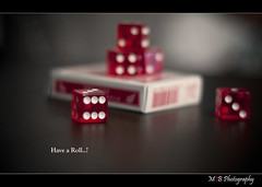 Dice (mariosworld343) Tags: dice gambling cards nikon games roll d90 nikon50mmf18 greatphotographers micarttttworldphotographyawards micartttt michaelchee