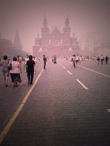 moscow smoke