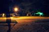 13/365 (Walking Zero.) Tags: longexposure trees houses shadow selfportrait green leaves yellow night mailbox dark nikon streetlight exposure florida nighttime lensflare jacksonville day13 jacksonvilleflorida d40 project365 13365 nikond40 deadmau5