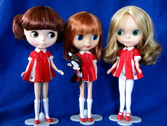 Blythes in Penny Brite