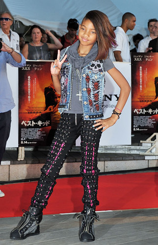 Willow-Smith-Japan-Premiere-of-Karate-Kid