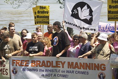 Free Bradley Manning Rally