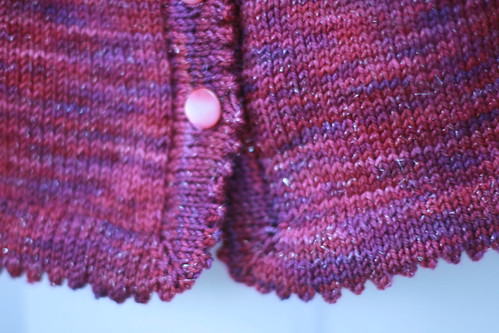 ellie's sweater detail