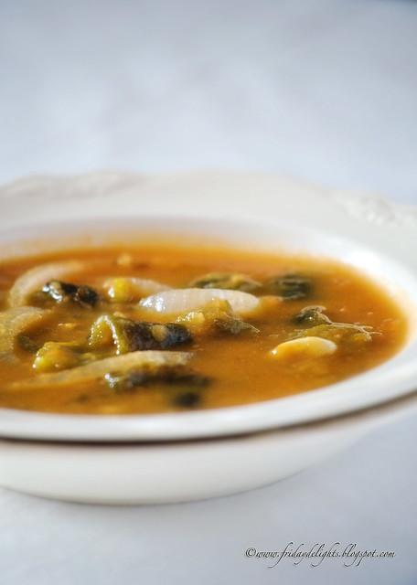 Roasted Tomato Soup with Poblanos