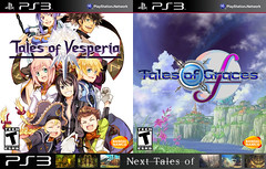 Support Tales of on PS3!