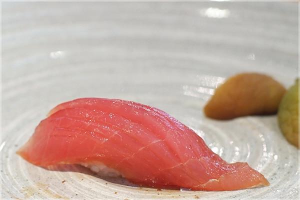 逸鮮棧-漬鮪魚赤身