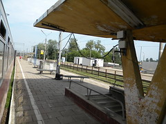 Terespol train station (Timon91) Tags: train border poland polska railway brest belarus grens grenze terespol polishbelorussianborder
