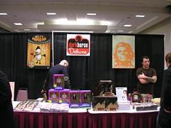 Vinyl Toy Network 2007 Winter Show (DesignerCon) Tags: winter horse dark toy designer vinyl network con 2007 dcon vtn