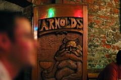 Arnold's Bar (Liz Feldman) Tags: music bar night fun downtown cincinnati arnoldsbar cincinnatidancingpigs