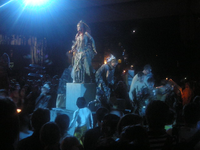 Circo del Sol en Quebéc