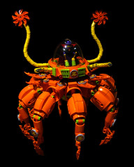 Zurg's Starburster (Sir Nadroj) Tags: buzz toy star ranger space astro story lightyear command blasters astroblaster