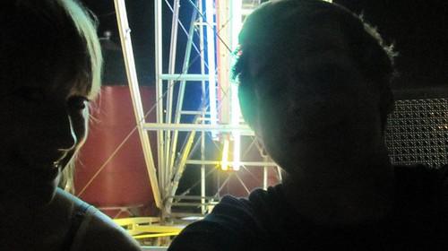 us, st. louis, ferris wheel