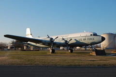Douglas C-118A Liftmaster (fisherbray) Tags: usa newjersey unitedstates military nj amc airforce douglas usaf wri burlingtoncounty liftmaster c118 mcguireafb kwri c118a fisherbray