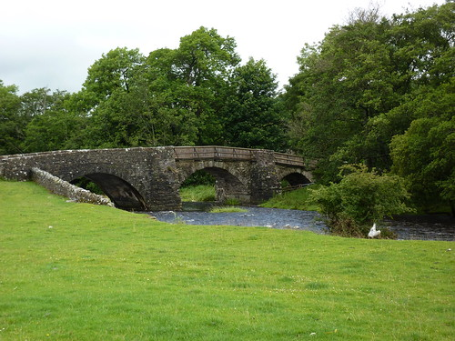 The nice little bridge at Rosgill