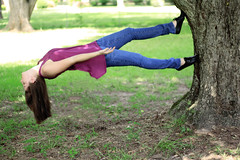 Saying goodbye to gravity (CassieNicole) Tags: tree gravity float levitate