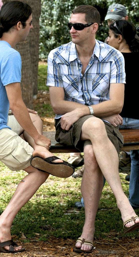 footfetish gay carga