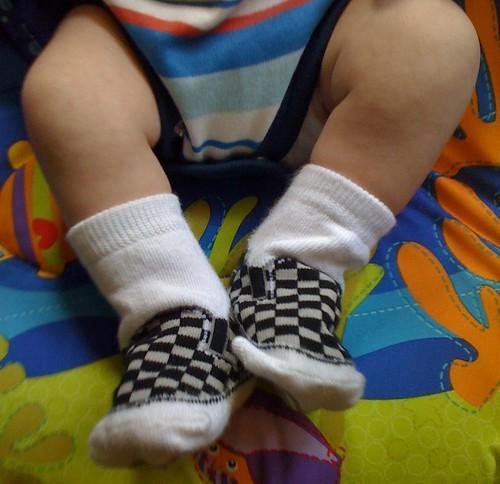I love trumpette socks