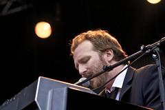 Thom Hell på Øya 2010