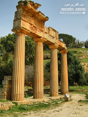 The City of Cyrene   (KAREEM JELEED   ) Tags: canon  cyrene  powershota470
