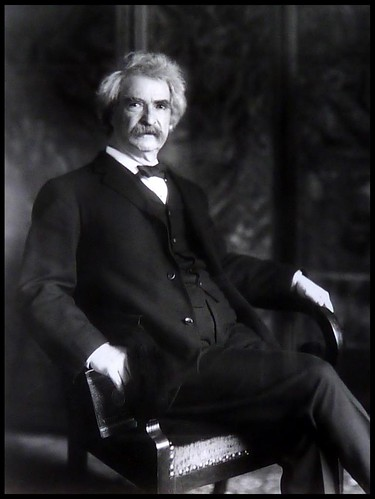 MARK TWAIN -- A Long Lost Photo ?