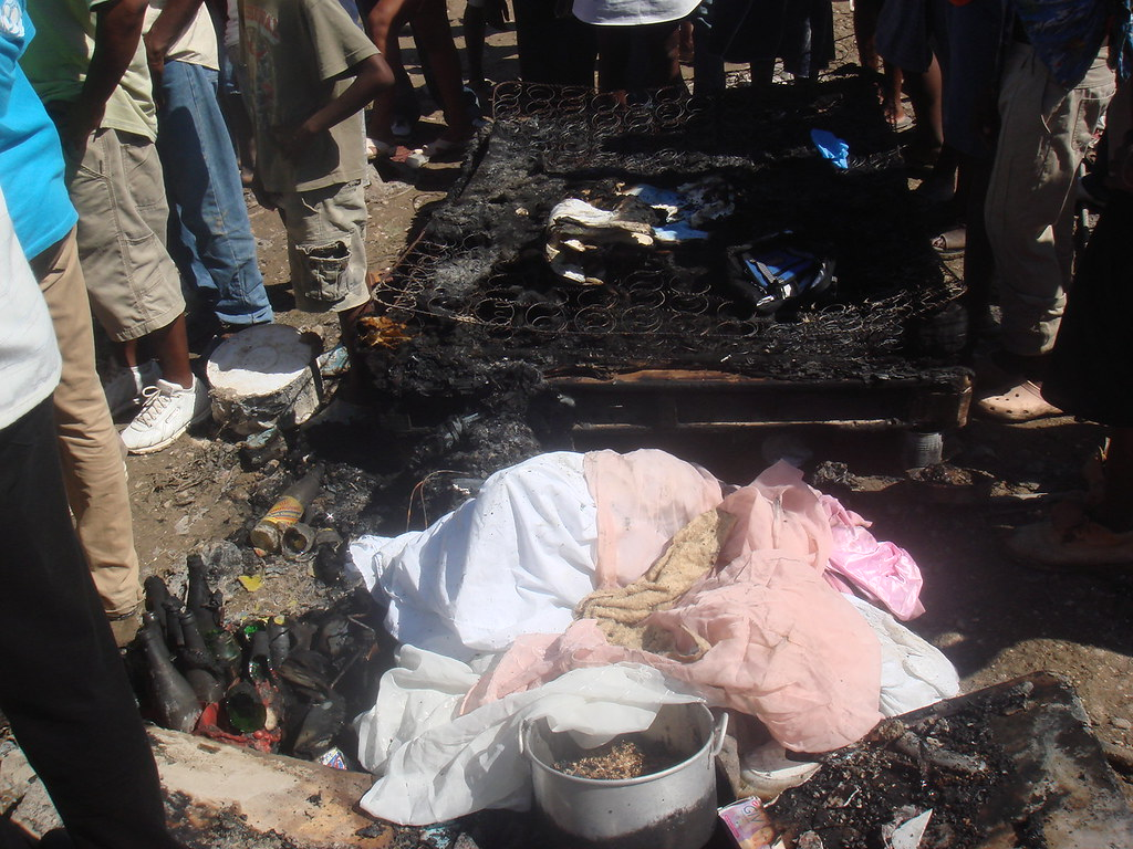 Inferno at Delmas 33 brings extra fire precautions