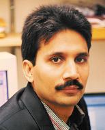 Dr. Vipin Chaudhary, CEO of CRL