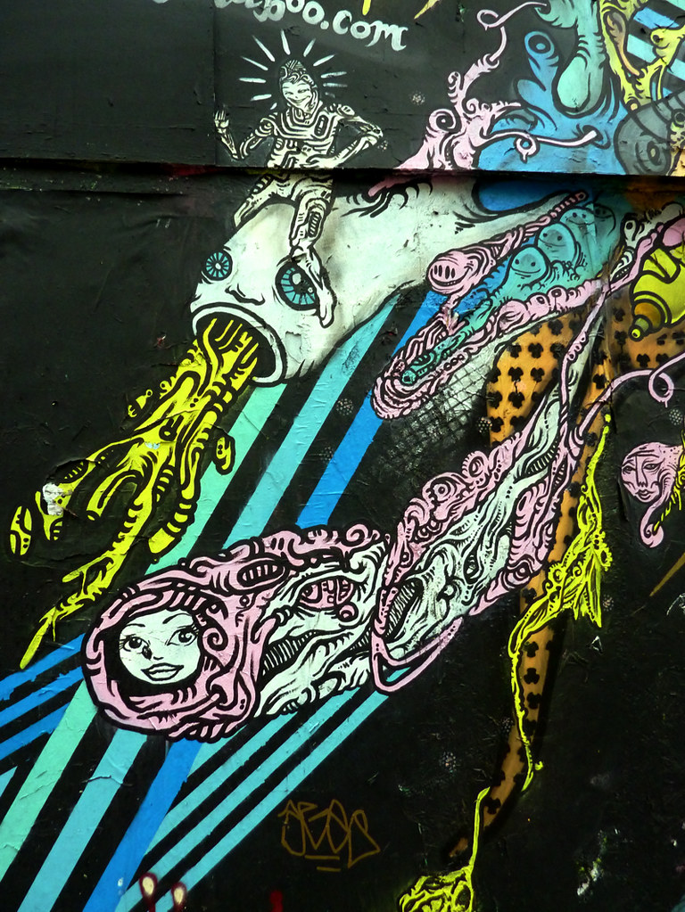 Shoreditch Social Centre Wall 3
