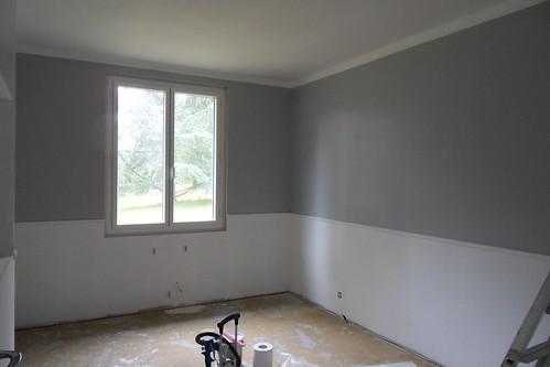 Peinture murale grise - Peinture murale grise ...