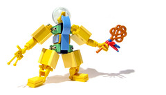 Buttered Toads (Sir Nadroj) Tags: lego space frog frogspace