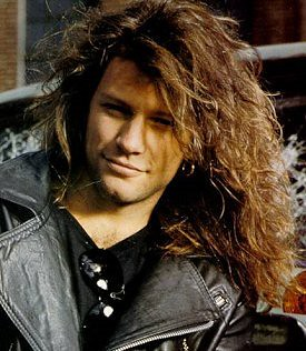 jon bon jovi would be a pretty girl