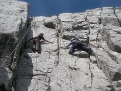 Holyhead Mountain Climbing