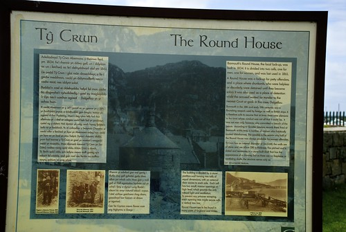 The Round House, Barmouth