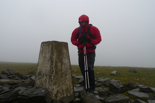 Cross Fell summit
