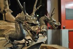 Dragons in Asakusa