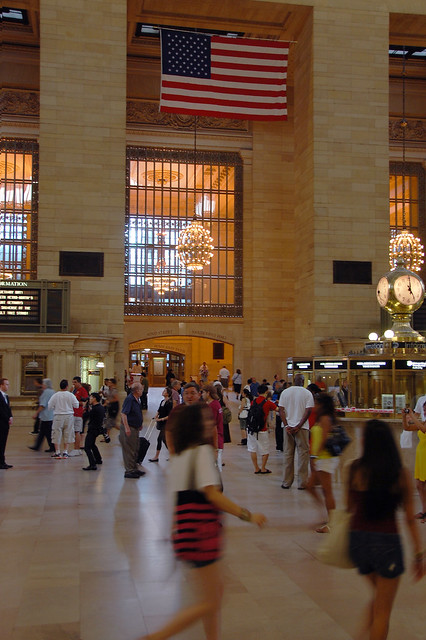 Grand Central Station | Facing South
