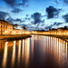 'Around the Bend', Italy, Pisa, River Arno