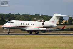 D-BUBI - 20145 - Private - Bombardier BD-100-1A10 - Challenger 300 - Luton - 100811 - Steven Gray - IMG_1301