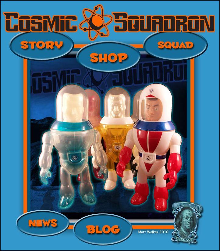 cosmic squadron