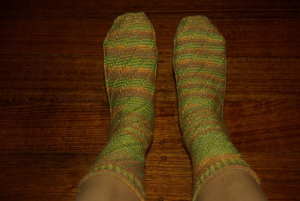 Moseley Park socks