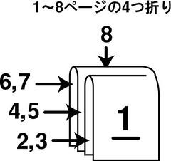 4つ折り1-8