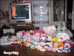 31-7-2010 (Fatcat | ) Tags: hello cute love sorry toy toys tv kitten hellokitty kitty totoro kawaii doraemon lovely tivi vikky sorryxviiky