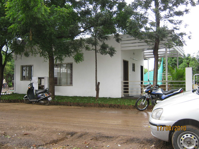 Latitude Wakad Pune - Site Office