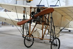 In Shuttleworth Museum