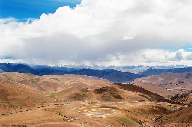 西藏之行(底片版)